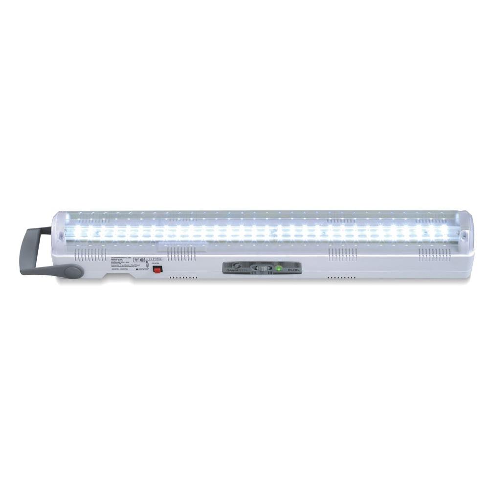 Luz de Emergencia Slim 60 LEDs | Gamasonic