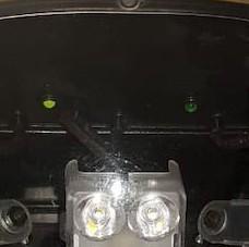 Indicador de carga y batería