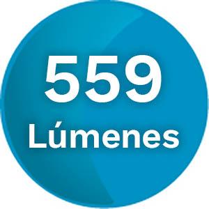 559 Lúmenes